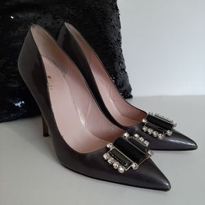 Kate Spade Patent Leather Laylee Pumps